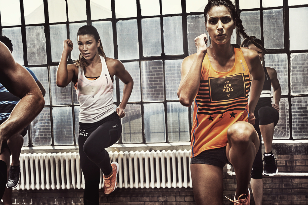 Bodystep Les Mills Asia Pacific