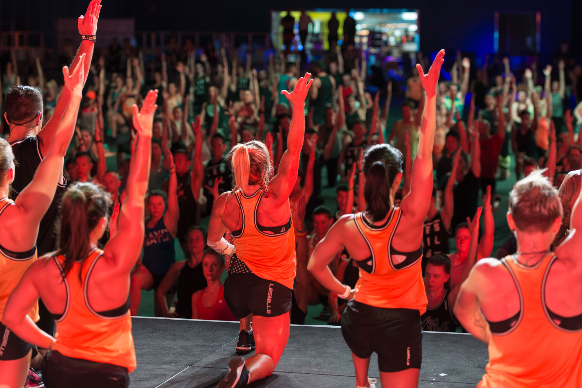 Training Landing Page Les Mills Asia Pacific