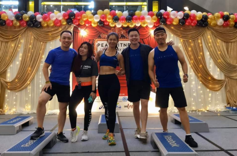 THE FIGHT FOR INVINCIBILITY - A fitness instructor's journey