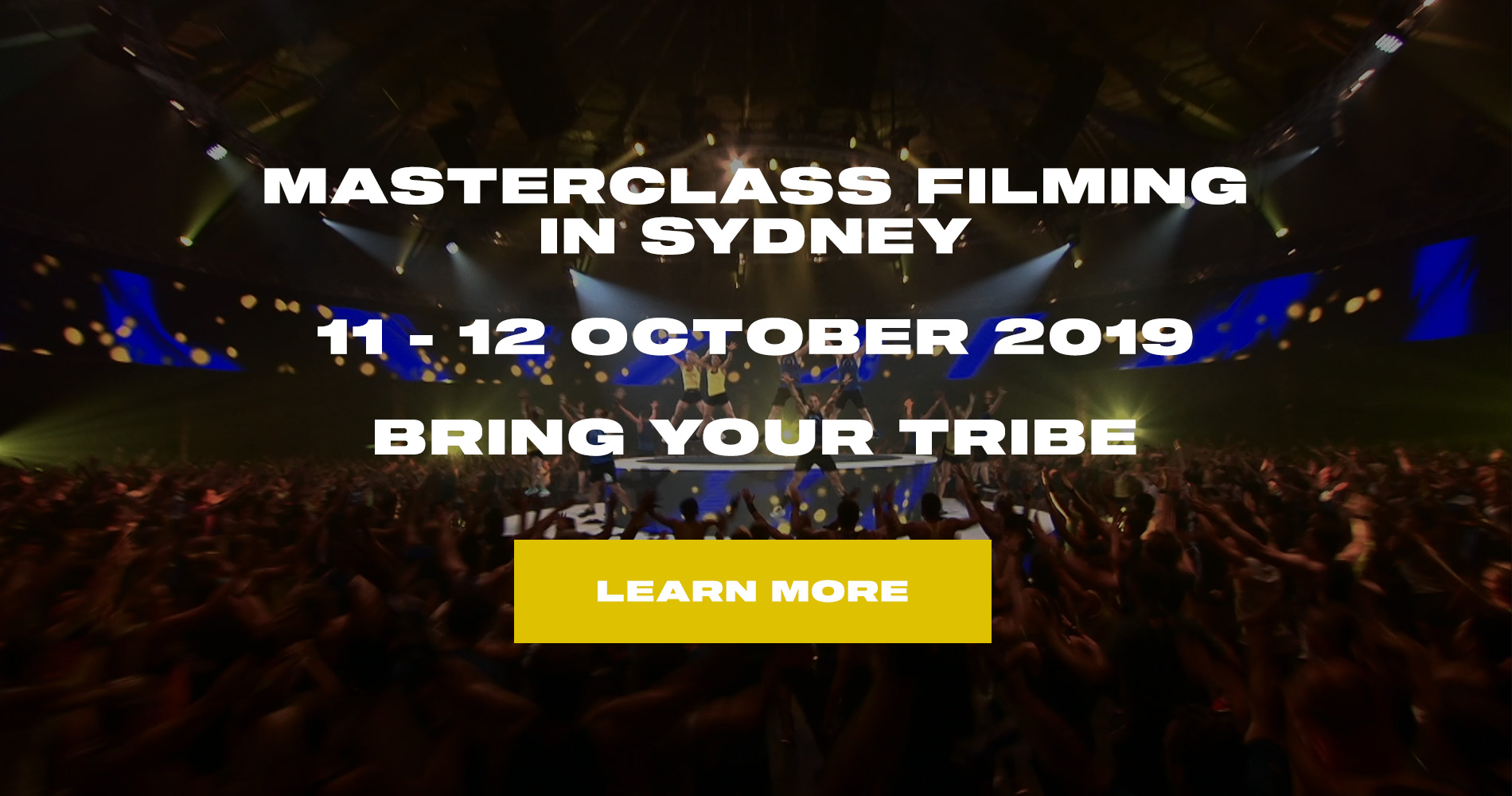 Masterclass Filming in Sydney | Les Mills Asia Pacific