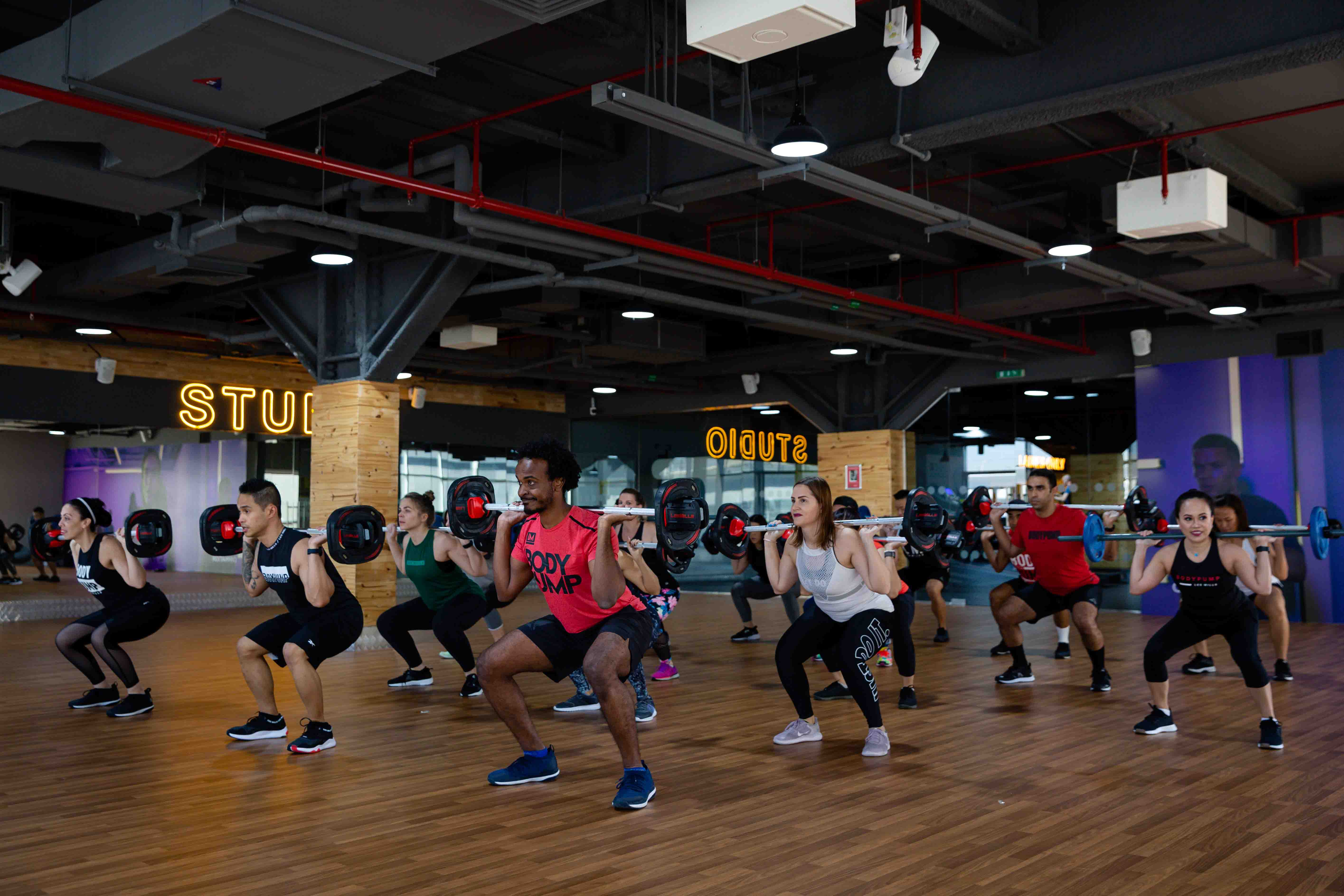 gymnation bodypump