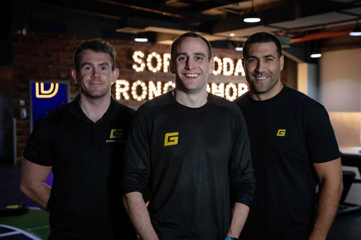 GymNation founders