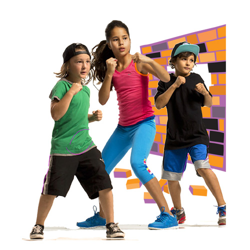 8 to 12 year olds - Born to Move | Les Mills Asia Pacific
